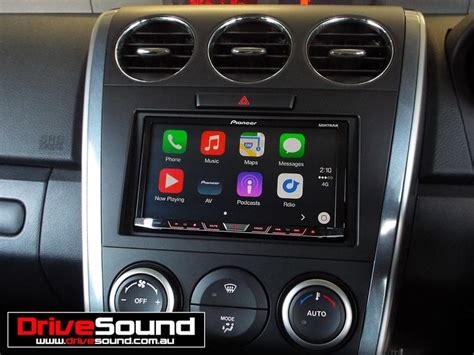 mazda apple carplay mazda cx 7 with apple carplay installed by drivesound