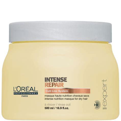 masque haute nutrition cheveux secs loreal professionnel