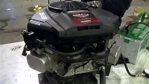 Lot 2071a John Deere L120 Engine Compression Test