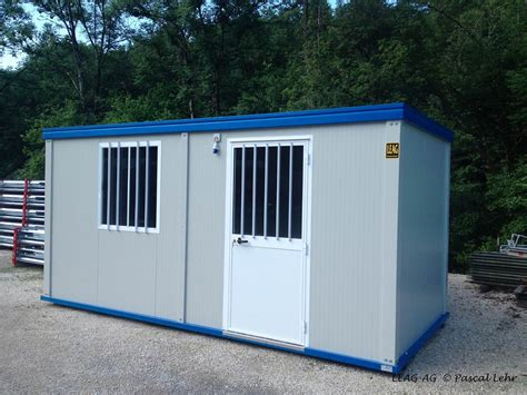 bureau de chantier occasion leag matériel de chantier container de chantier et de