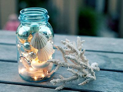 collection   beach inspired christmas craft ideas