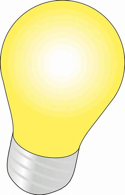 Lightbulb Clip Openclipart Bulb Onlinelabels Svg Log
