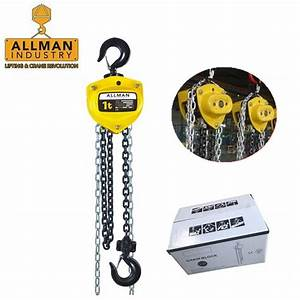China 5 Ton Manual Chain Hoist Suppliers And Manufacturers