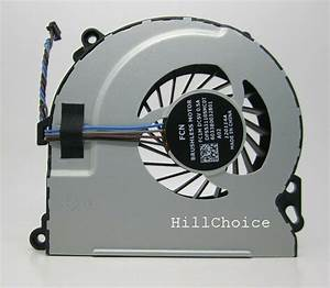 New Cpu Cooling Fan For Hp Envy 15 Envy15 Laptop