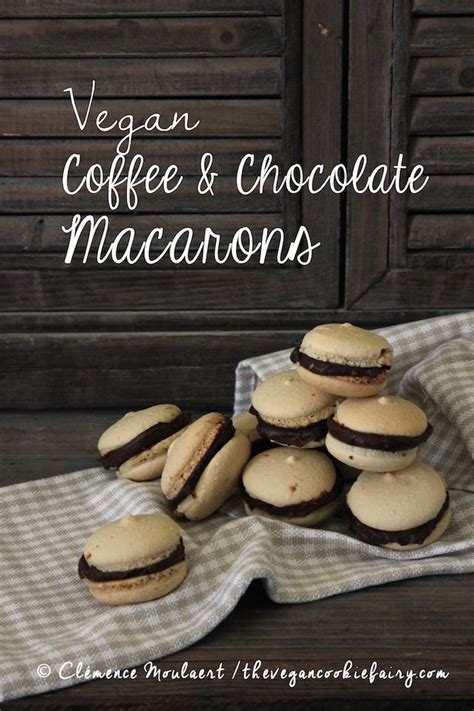 Perfectly smooth and crisp cookie these vegan macarons will blow your mind! The Vegan Cookie Fairy - Making the world a better place, one vegan cookie at a time | Vegan ...
