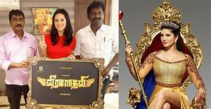 Veeramadevi: Here's the title of Sunny Leone's big budget ...