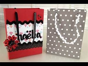 Comment Faire Un Sac : diy comment fabriquer un sac cadeau youtube ~ Melissatoandfro.com Idées de Décoration
