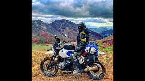 atlas marruecos en moto  road bmw urban ninet gs youtube