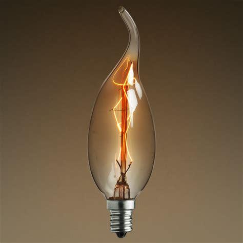 antique light bulb golden smoke 12 5 watt