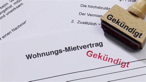 Ordentliche Kündigung Mieter by Mietvertrag Ordentliche K 252 Ndigung