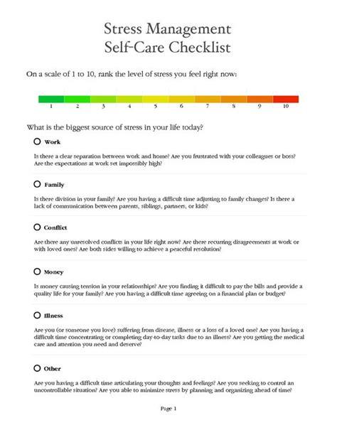 Worksheet Stress Management Worksheets Hunterhq Free Printables Worksheets For Students