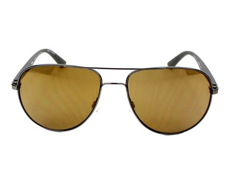 Puma Sunglasses Pu-0007-s 003 Gun