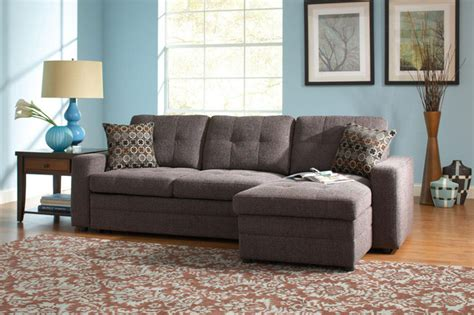 Small Sectional Sofa With Storage by Coaster Small Chenille Storage Sectional Sofa Left Chaise