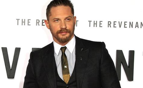 tom hardy handsome charismatic stylish