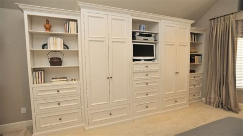 Bedroom Wall Shelving Units by Bedroom Storage Design Bedroom Wall Units With Drawers