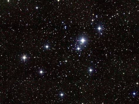 Messier 41, An Open Cluster In Canis Major