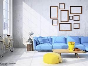 Couchtisch Skandinavischer Stil : wohnzimmer im skandinavischen stil einrichten hell und ~ Michelbontemps.com Haus und Dekorationen