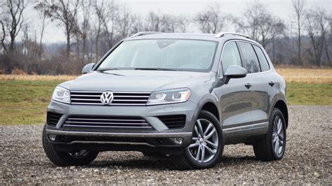 Vw Touareg Hybrid 2015 by 2015 Volkswagen Touareg W