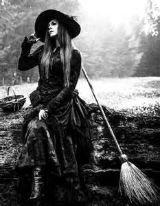 Classic Victorian Witch