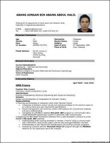 Professional Resume Format Download Pdf Free Samples