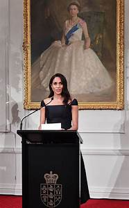 Meghan Markle Nails Speech About Women's Right to Vote | E ...