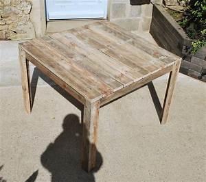 Table A Rallonge Pour 16 Personnes : meubles en palettes recycl es bricolage maison et d coration ~ Teatrodelosmanantiales.com Idées de Décoration