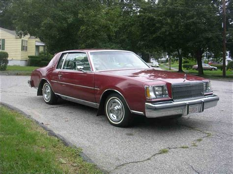 Classic Buick Regal by 1979 Buick Regal For Sale Classiccars Cc 1031167