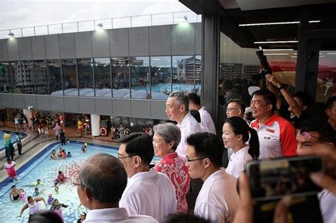 Pm Opens Our Tampines Hub, Latest Singapore News