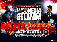 Download Wallpaper Indonesia vs Belanda Bolanet