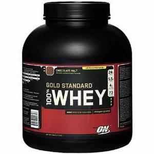 100  Gold Standard Whey 5lb