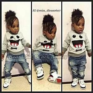 Baby you got swag Beautiful black kids. Cute little girl ...