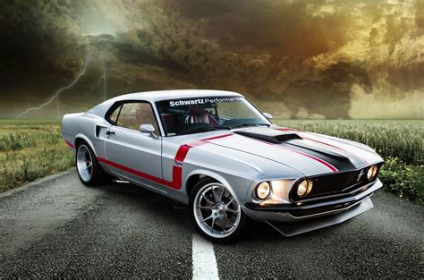 Raybestos 1969 Ford Mustang Fastback heads to Las Vegas ...
