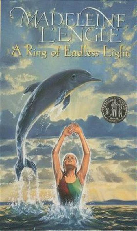A Ring Of Endless Light Book by A Ring Of Endless Light Family 4 By Madeleine L