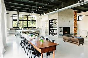 Industrial Interior Design Traits: How To Get The Style