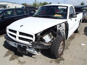 Used Parts 2002 Dodge Dakota Sport 2wd 3 9l V6 Engine 5