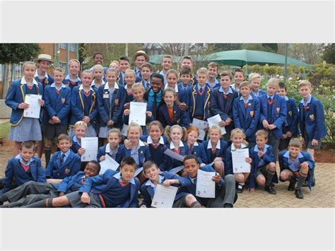 farrarmere cross country team competes benoni city times