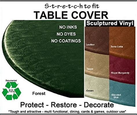 elastic edge table covers fitted round elastic edge vinyl tablecloth table cover