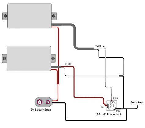 Guitar Stereo Out Active Pickups Help Gearslutz