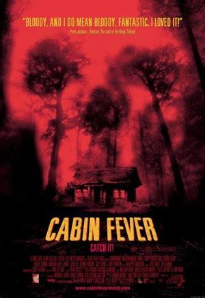 Cabin Fever DVD Release Date