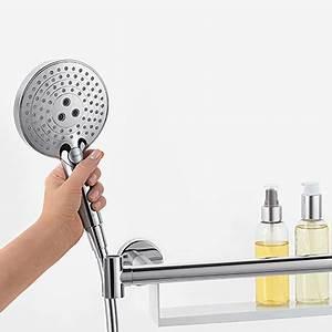 Brausehalter Für Duschstange : duschstange unica comfort f r mehr halt im bad hansgrohe de ~ Michelbontemps.com Haus und Dekorationen