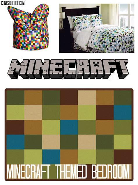 Minecraft Bedroom Rug by Minecraft Bedroom Ideas Minecraft Bedroom Bedrooms And Room
