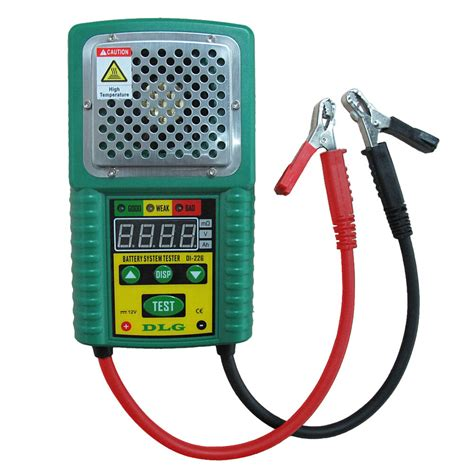 Poor performance can also be caused by lack of regular maintenance by the car owner. DI-226 Truck Car Battery Load Tester with DAMAGE-FREE ...