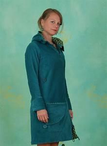 Petrol Kombinieren Kleidung : tranquillo herbst fleece mantel tr12a25 petrol ey ~ Watch28wear.com Haus und Dekorationen