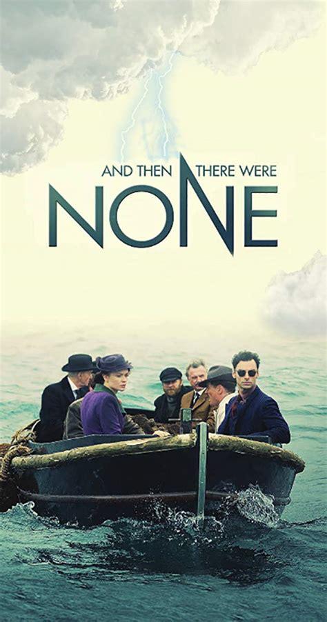 And Then There Were None (TV Mini-Series 2015) - IMDb