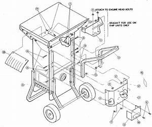 Looking For Troybilt Model Tomahawk 4hp Chipper  Shredder