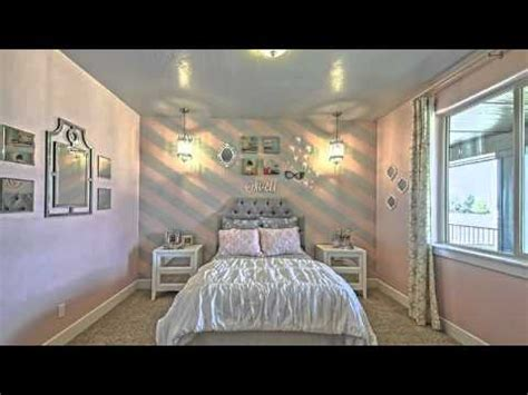 elegant pink  gray bedroom designs youtube