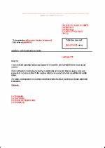 Modele De Lettre De Relance : lettre de relance niveau 1 type partenariat en ~ Gottalentnigeria.com Avis de Voitures