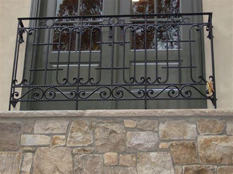 hercules fence maryland custom balcony railings