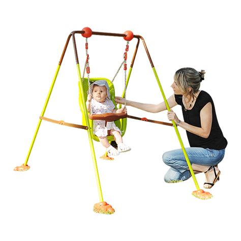 siege bebe portique portique métal bébé soulet king jouet portiques