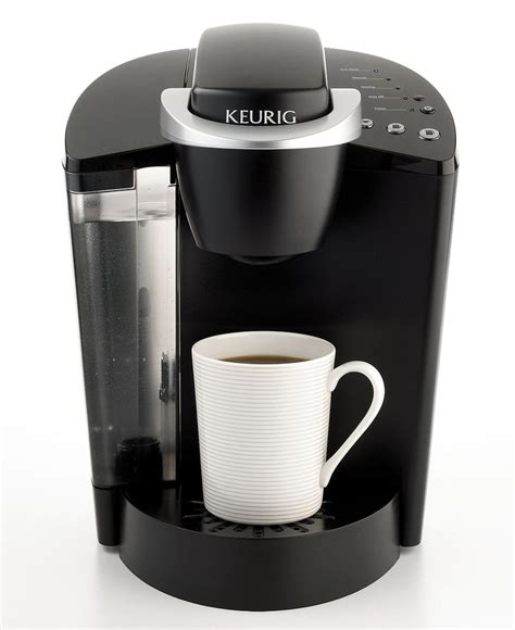 Actually, there is a bit more to know about this particular machine. Keurig® K45 Elite Single-Serve Brewer & Reviews - Coffee Makers - Kitchen - Macy's   Single ...